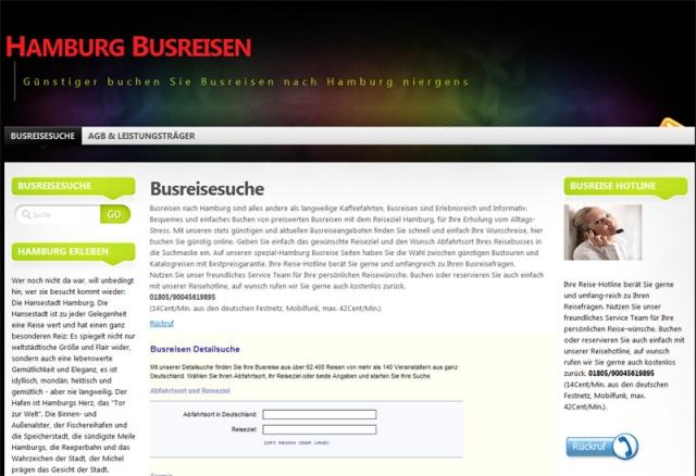 Nordrhein-Westfalen-Info.Net - Nordrhein-Westfalen Infos & Nordrhein-Westfalen Tipps | Busreisen nach Hamburg