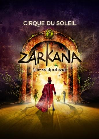 Auto News | Cirque Du Soleil Zarkana