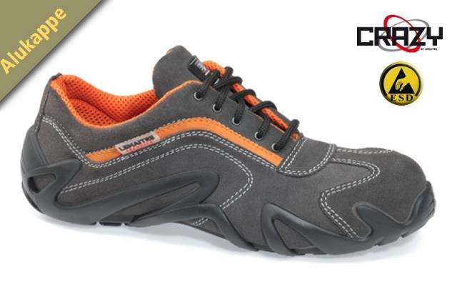 Shopping -News.de - Shopping Infos & Shopping Tipps | Sicherheitsschuhe mit Alukappe: Modell Coolgrey S1 ESD