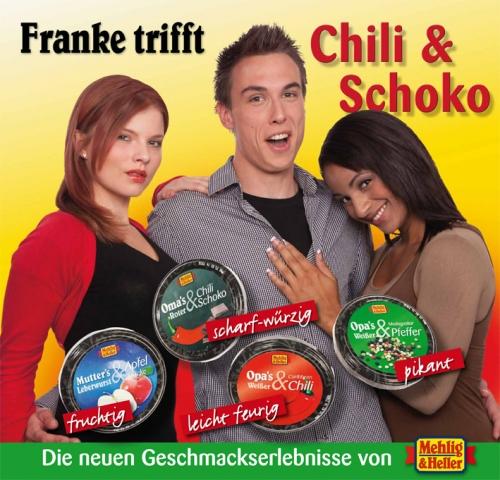 App News @ App-News.Info | Franke trifft Chili und Schoko