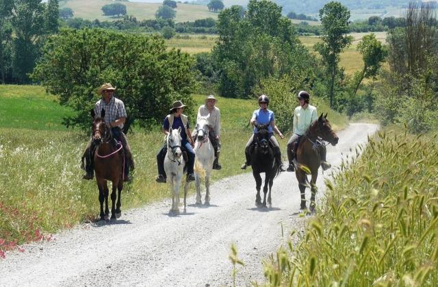 Landwirtschaft News & Agrarwirtschaft News @ Agrar-Center.de | Wunderschöne Ausritte in Toskana