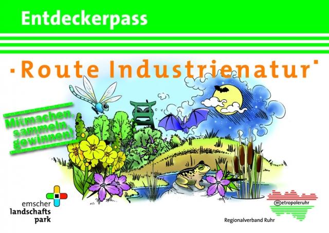 Tickets / Konzertkarten / Eintrittskarten | Der Entdeckerpass für den RVR: eine der vielen kreativen Ideen der Essener Kommunikationsagentur Eybe + Eybe.