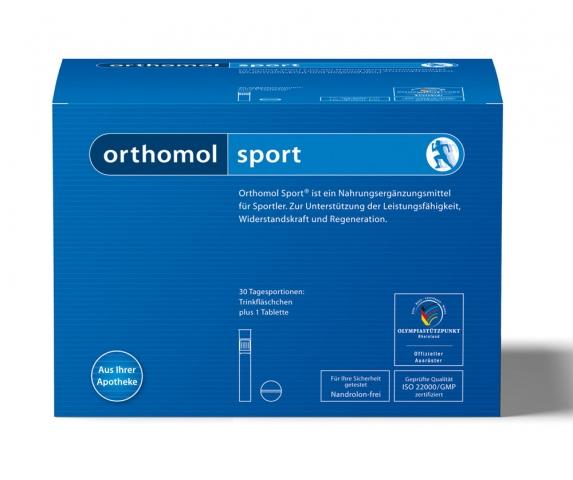 Shopping -News.de - Shopping Infos & Shopping Tipps | Orthomol Sport aus der Versandapotheke mediherz.de