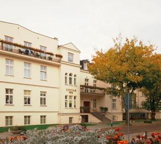 Hotel Infos & Hotel News @ Hotel-Info-24/7.de | Kuren Polen im Jantar SPA