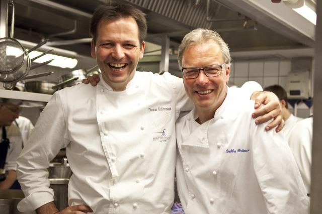 Chat News & Chat Infos @ Chats-Central.de | Thomas Kellermann und Bobby Bräuer kochen in den Mai