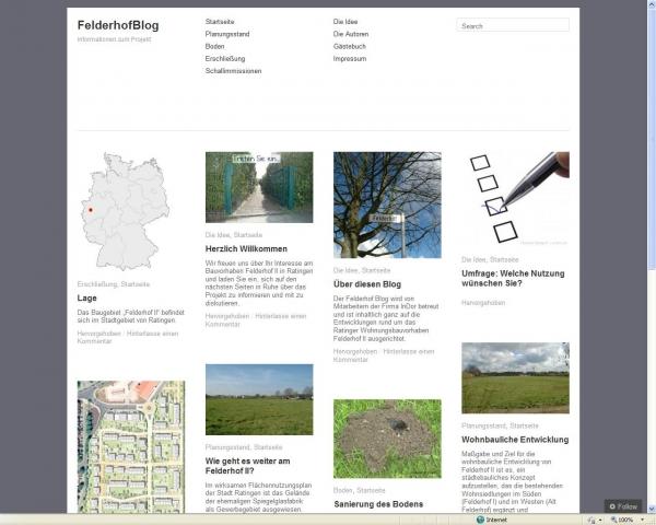 Duesseldorf-Info.de - Düsseldorf Infos & Düsseldorf Tipps | Meinungen, Kommentare, Ideen und Wünsche der Ratinger Bürger sind beim felderhofblog gefragt.