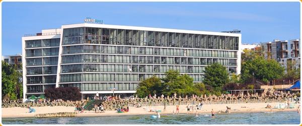 Ost Nachrichten & Osten News | Hotel Marine in Polen Kolberg