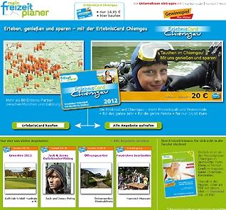 Tickets / Konzertkarten / Eintrittskarten | Startseite des Freizeitporrtals für den Chiemgau - von München nach Salzburg