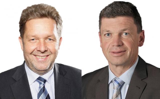 Elektroauto Infos & News @ ElektroMobil-Infos.de. Kurt Sigl, Präsident Bundesverband eMobilität e.V. und Dr. Rupert Stuffer, CEO der ACTANO GmbH