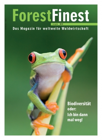 App News @ App-News.Info | Waldmagazin ForestFinest mit neuer Ausgabe