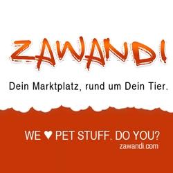 ZAWANDI - Dein Marktplatz, rund um Dein Tier.