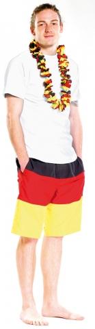Europa-247.de - Europa Infos & Europa Tipps | Speeron Badeshorts im schwarz-rot-goldenen Deutschland-Design