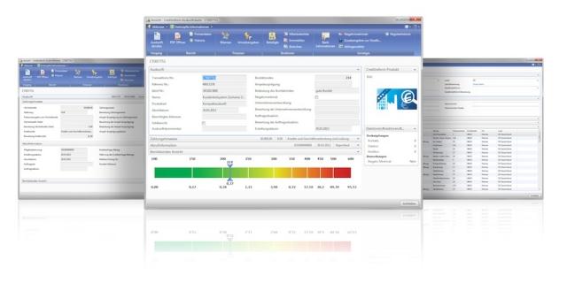 Ein Add-On für Microsoft Dynamics NAV integriert Bonitätsauskünfte direkt in die elektronischen Auftrags-, Produktions- und Lieferprozesse.