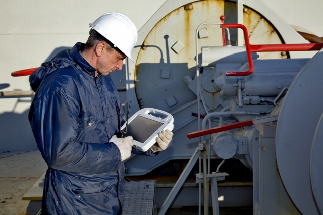 Nordrhein-Westfalen-Info.Net - Nordrhein-Westfalen Infos & Nordrhein-Westfalen Tipps | Panasonic Toughbook CF-H2 im Einsatz