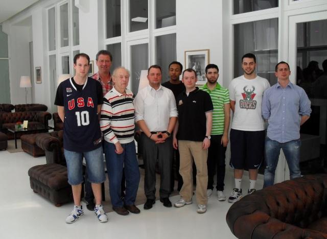 Rheinland-Pfalz-Info.Net - Rheinland-Pfalz Infos & Rheinland-Pfalz Tipps | Patrick Jasching von Stadtprojekt mit Vorstand und Team vom ASV