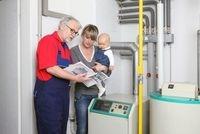 Alternative & Erneuerbare Energien News: Heizungsmodernisierung: Es rechnet sich über die Jahre, eine veraltete Heizung durch moderne Heizungstechnologie zu ersetzen.