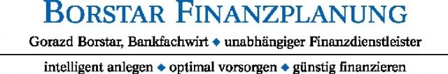 App News @ App-News.Info | Logo Borstar Finanzplanung