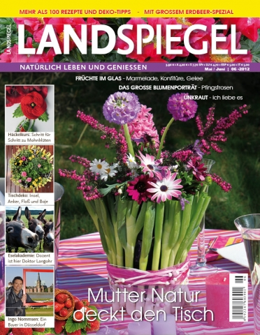 Tier Infos & Tier News @ Tier-News-247.de | Landspiegel 6-2012