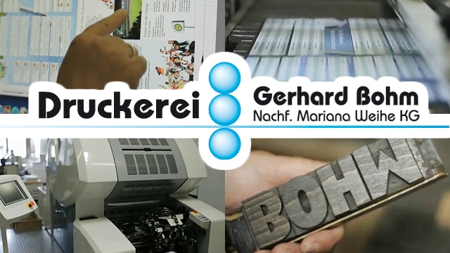 Berlin-News.NET - Berlin Infos & Berlin Tipps | Druckerei Bohm in Berlin Zehlendorf (Weihe KG)