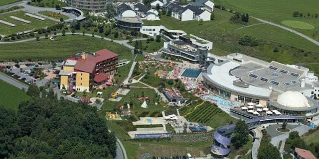 Hotel Infos & Hotel News @ Hotel-Info-24/7.de | Thermen- und Gesundheitshotel PuchasPlus an der Therme in Stegersbach im Südburgenland