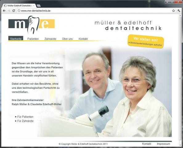 Mainz-Infos.de - Mainz Infos & Mainz Tipps | Die Müller & Edelhoff Dentallabor GmbH aus Alzey wächst. Aktuell sind Stellen als Keramiker, Kunststofftechniker und in der Modellherstellung zu besetzen.