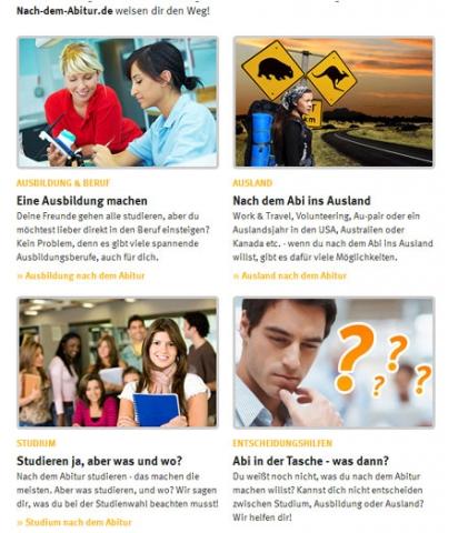 Berlin-News.NET - Berlin Infos & Berlin Tipps | Nach dem Abitur