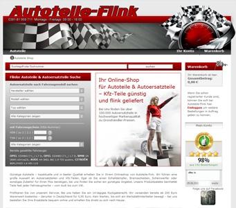 Einkauf-Shopping.de - Shopping Infos & Shopping Tipps | Autoteile-Flink.de - Günstige Ersatzteile fürs Auto
