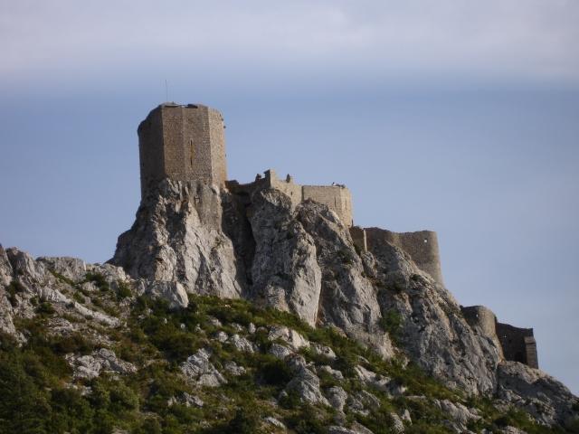 Frankreich-News.Net - Frankreich Infos & Frankreich Tipps | Chateau de Quéribus / France écotours