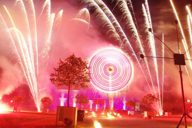 Tickets / Konzertkarten / Eintrittskarten | Atemberaubend: Feuerwerk für