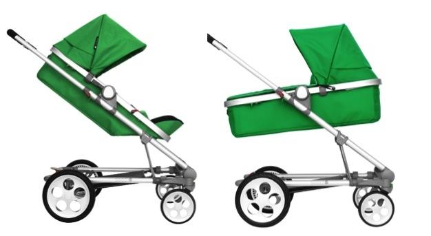 Der neue Seed Pli mg: Babytragetasche für das Neugeborene, Kinderwagen für das Baby und Buggy für das Kleinkind in einem