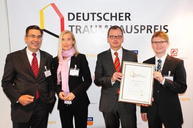Europa-247.de - Europa Infos & Europa Tipps | Preisverleihung des Deutschen Traumhauspreis 2012