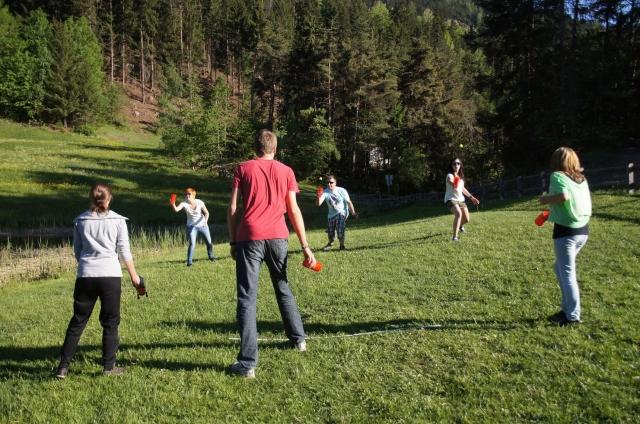 Sport-News-123.de | Teambildungskonzept das Spaß macht