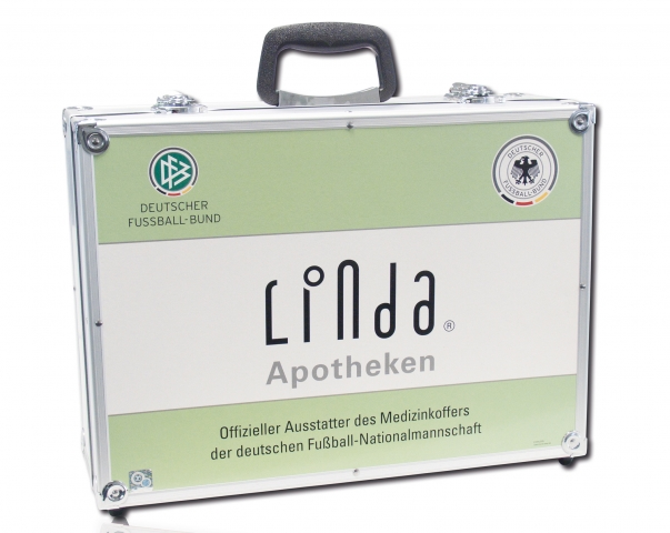 Europa-247.de - Europa Infos & Europa Tipps | LINDA DFB-Medizinkoffer