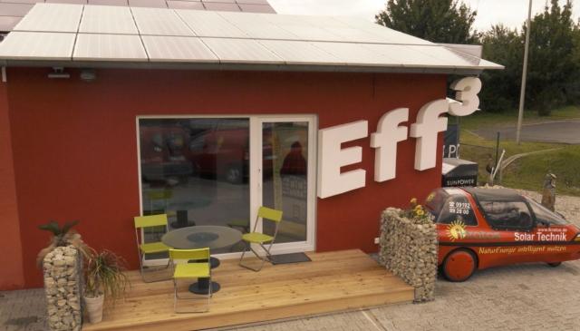 Fertighaus, Plusenergiehaus @ Hausbau-Seite.de | EFF3Energiehaus in Weissenohe