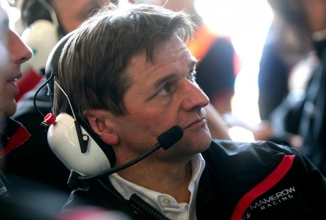 Sport-News-123.de | Peter Mamerow zufrieden mit Tagesleistung