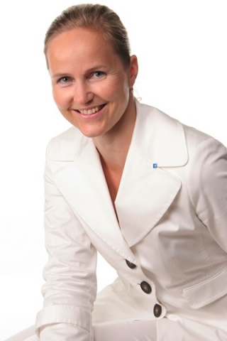 Simone Kirsch: Vorstand GUARDUS Solutions AG Vertrieb und Projekte
