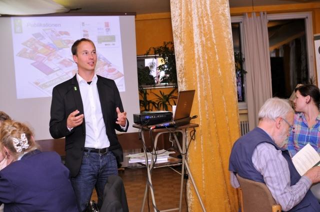Pflanzen Tipps & Pflanzen Infos @ Pflanzen-Info-Portal.de | 120 Jahre Vegetarierbund - Der VEBU feierte sein Jubiläum in sechs verschiedenen Städten Deutschlands und ist so erfolgreich wie nie