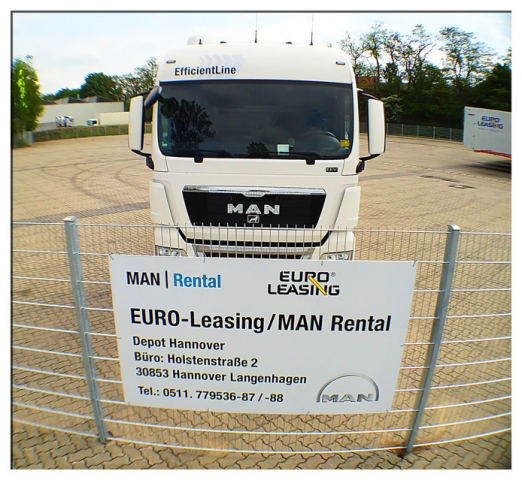 Europa-247.de - Europa Infos & Europa Tipps | Depot Hannover erheblich vergrößert