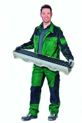 BIRCOFilcoten® steht im Mittelpunkt des Messeauftritts der BIRCO GmbH auf der GaLaBau. Mit einem Gewicht  von nur zehn Kilogramm pro Bauteil und gleichzeitig hoher Stabilität bietet sie für den Galabauer viele Vorteile.