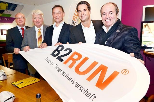 Sport-News-123.de | Am 26. Juni findet die bereits dritte Ausgabe des B2RUN Dortmund statt. Foto: B2RUN/ Günter Schmitz