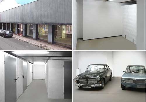 Auto News | Lagerraum in Krefeld, NRW