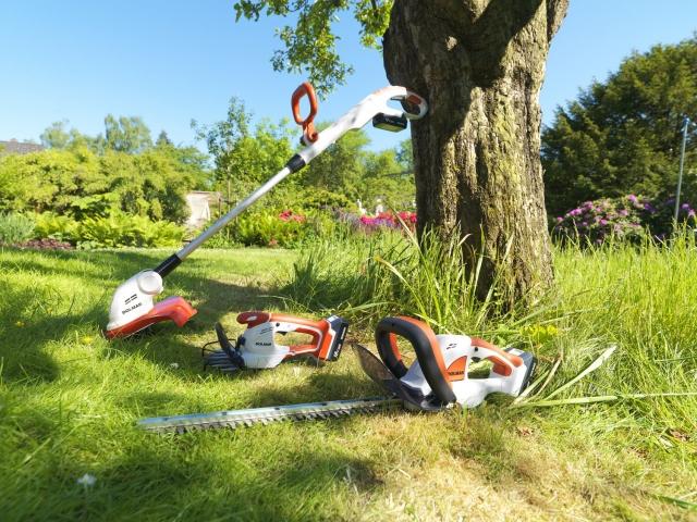 Duesseldorf-Info.de - Düsseldorf Infos & Düsseldorf Tipps | Im Garten arbeiten ohne Kabelsalat oder großen Lärm? Kein Problem mit den Akku-Gartengeräten von Dolmar.