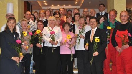 Niedersachsen-Infos.de - Niedersachsen Infos & Niedersachsen Tipps | Jubilare der Arkona und Rugard Strandhotels in Binz