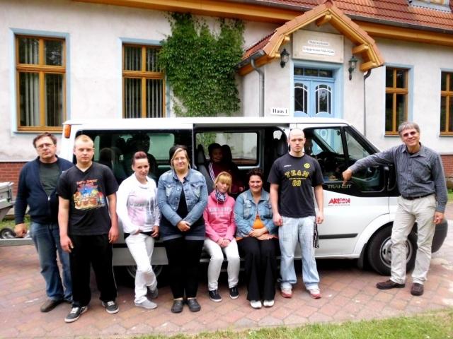 Restaurant Infos & Restaurant News @ Restaurant-Info-123.de | Aktion Mensch fördert Kleinbus