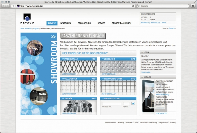 Einkauf-Shopping.de - Shopping Infos & Shopping Tipps | MEVACO bietet seinen Kunden besten Einkaufs- und Lieferservice