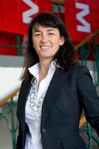 Marvecs-Geschäftsführerin Katrin Wenzler