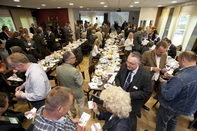 Sport-News-123.de | Unternehmerisches Netzwerken beim erfolgreichen BNI-Besuchertag des Chapters Wilhelm Röntgen in Hannover