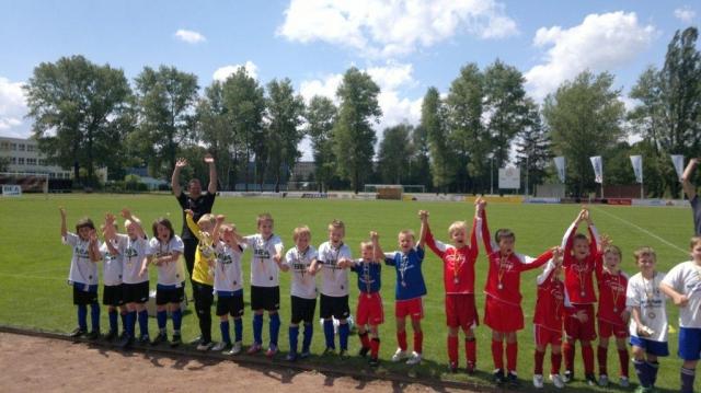 Technik-247.de - Technik Infos & Technik Tipps |  Die Gewinner des Junioren-Teams aus dem Landkreis Spremberg, Quelle: BEA TDL