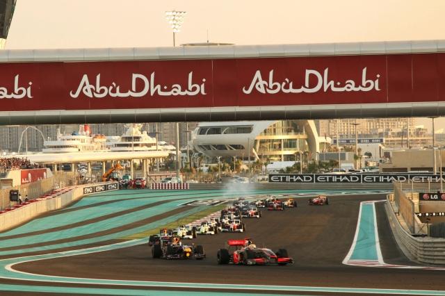 Auto News | Der Yas Marina Curcuit in Abu Dhabi