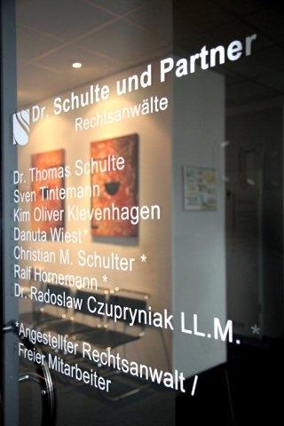Recht News & Recht Infos @ RechtsPortal-14/7.de | Kanzlei Dr. Schulte und Partner Rechtsanwälte, Berlin